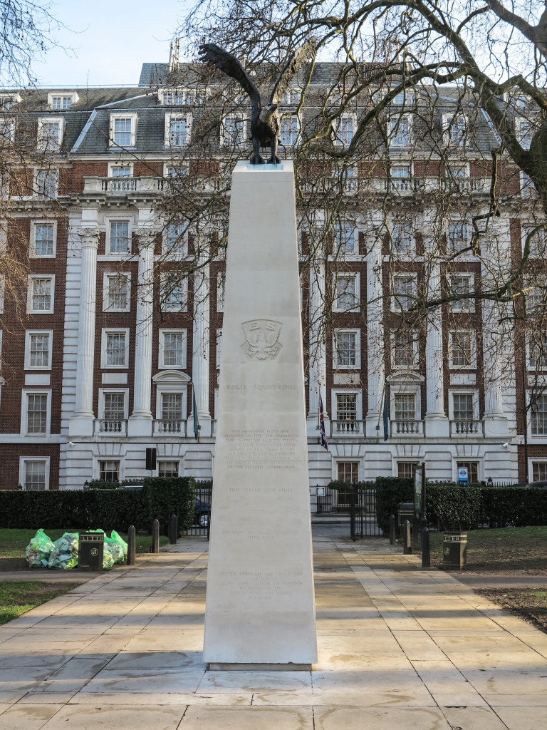 Eagles Squadron Memorial