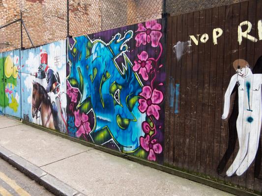 Connor Harrington Street Art London England
