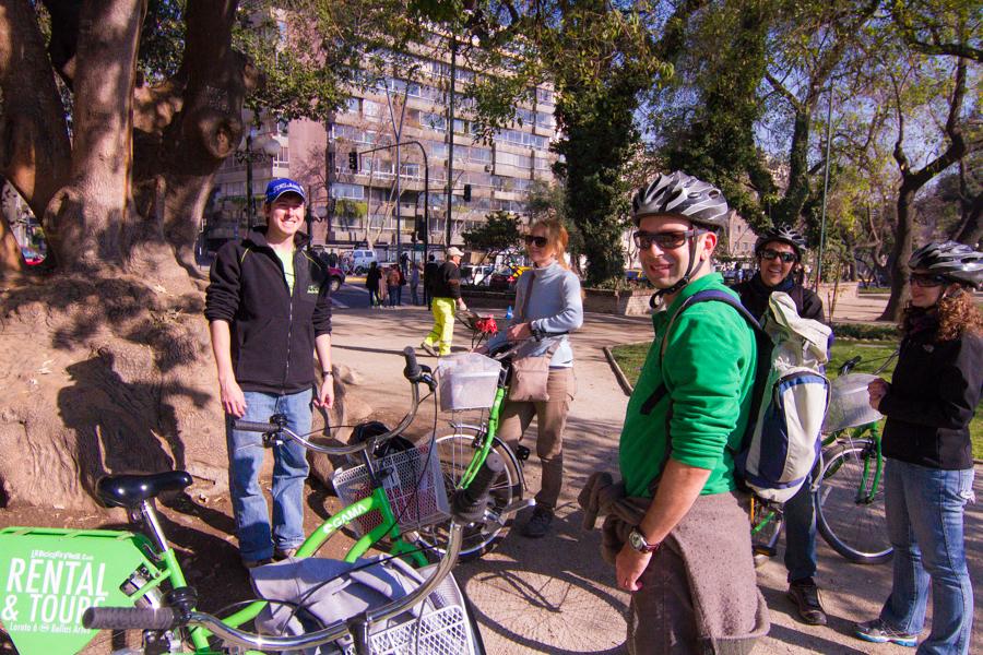 La Bicycleta Tour Park