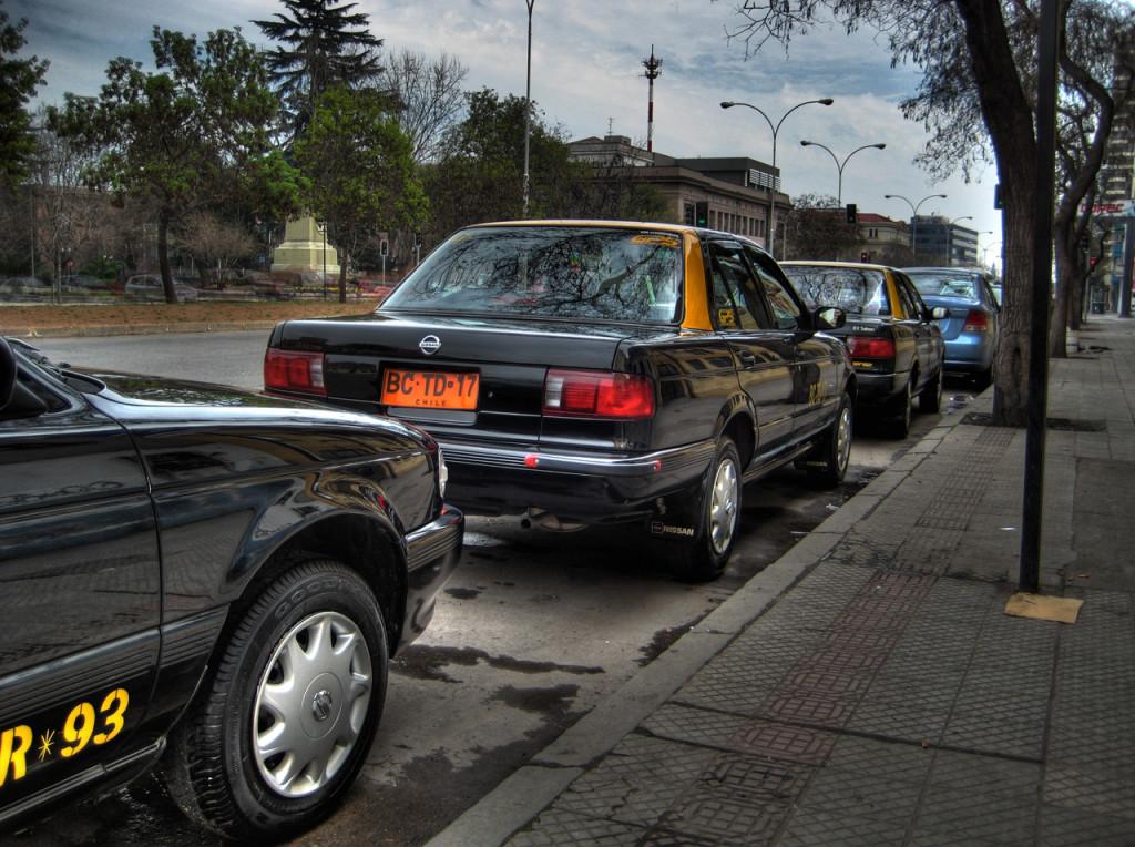 Santigo Taxi @mhlecaros