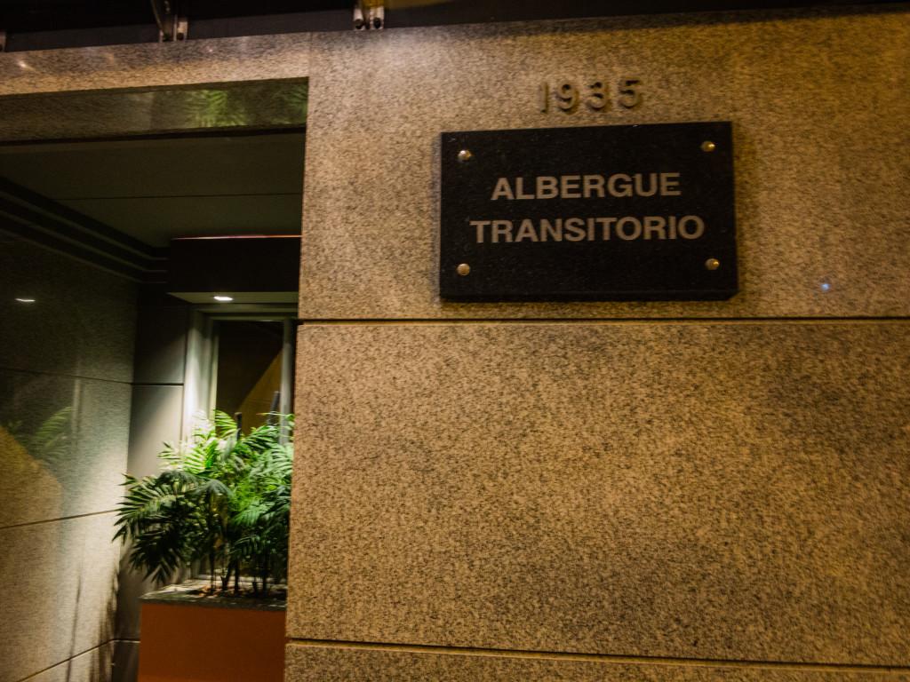 Albergue transitorio Hotel Blackjack Buenos Aires