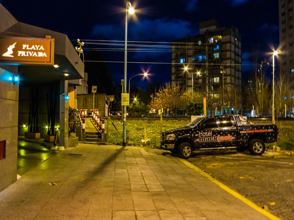 Hotel Blackjack Buenos Aires Telos