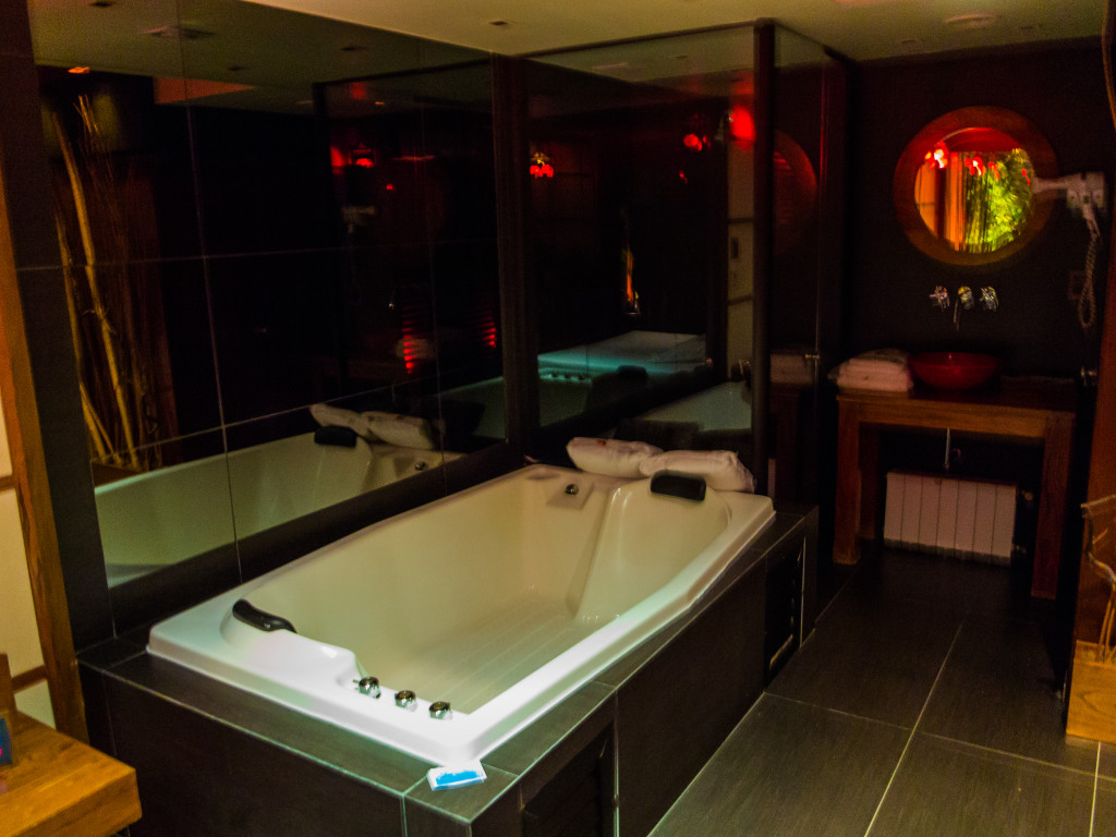 Hotel Blackjack Zen Suite Jaccuzi