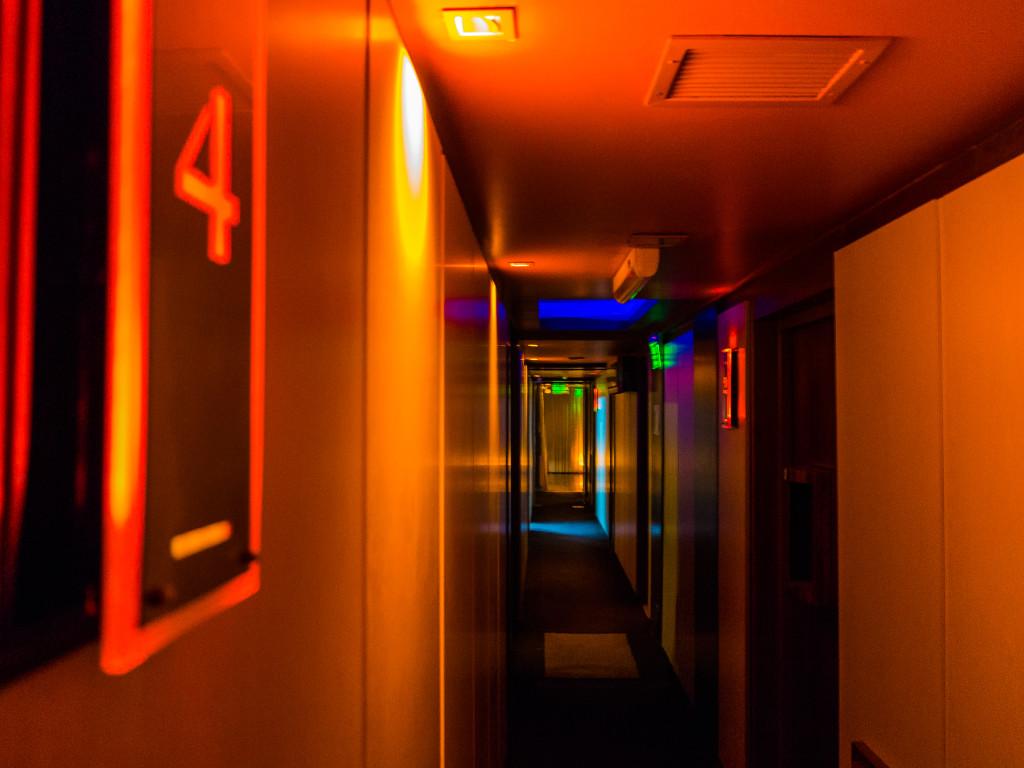 Hotel Blackjack Hall Buenos Aires