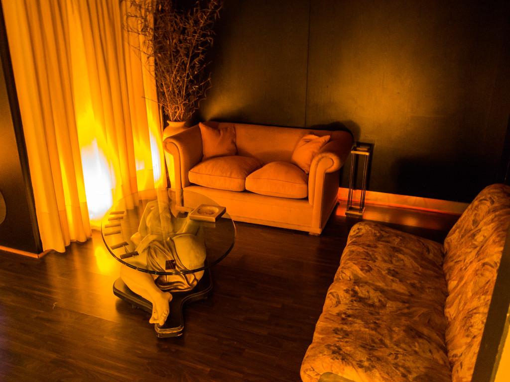 Hotel Blackjack Lobby Buenos Aires