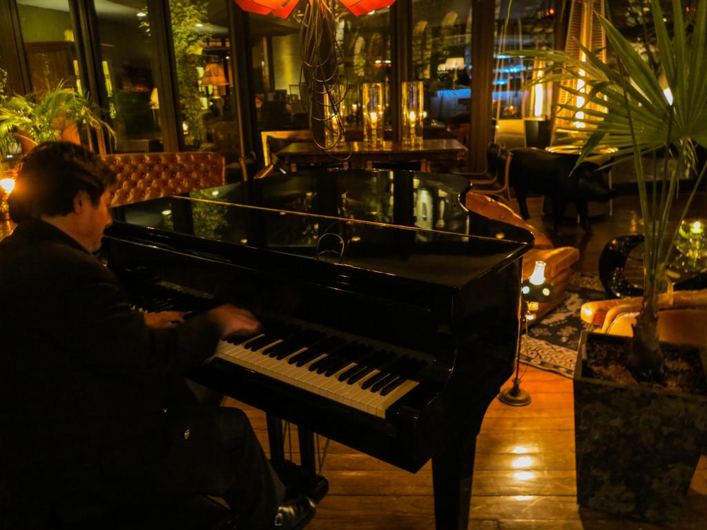 The Aubrey Pianist