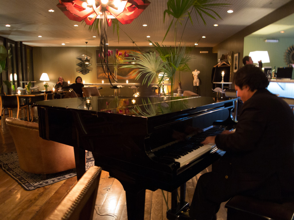 The Aubrey Piano Bar