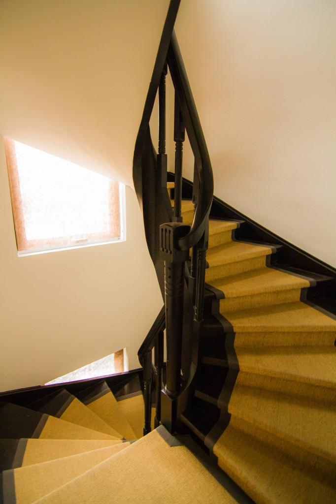 The Aubrey Santiago Stairs