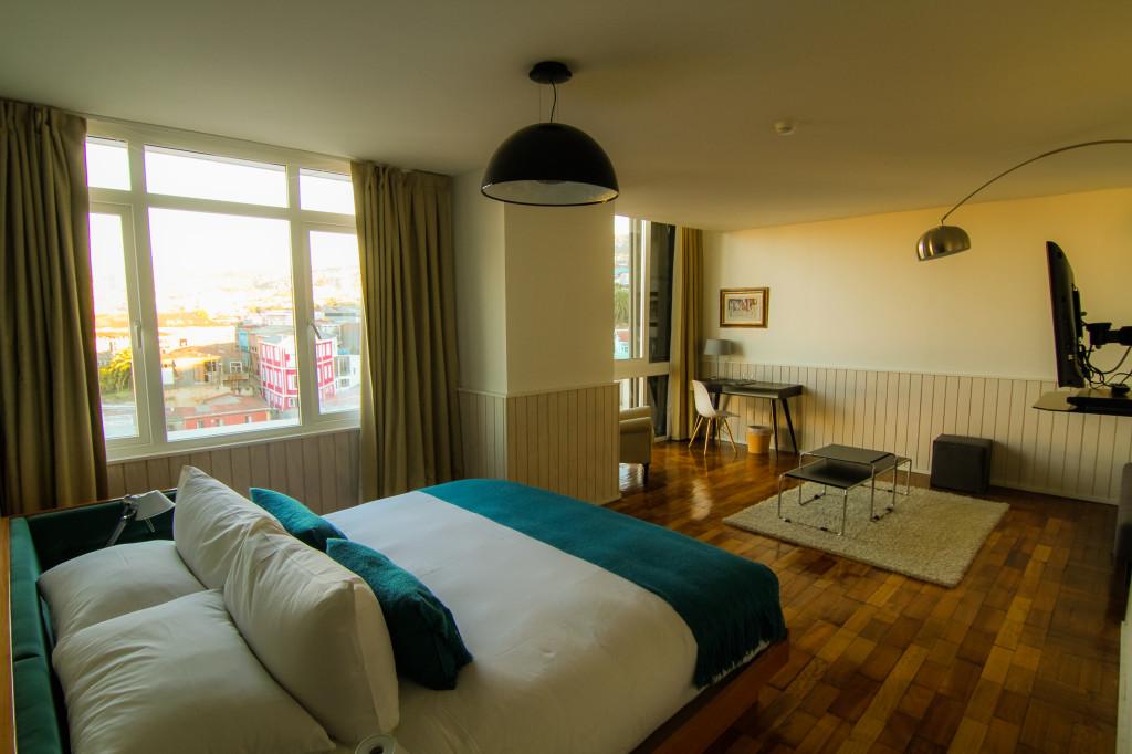 Palacio Astoreca,Valparaiso Chile. Premium Room