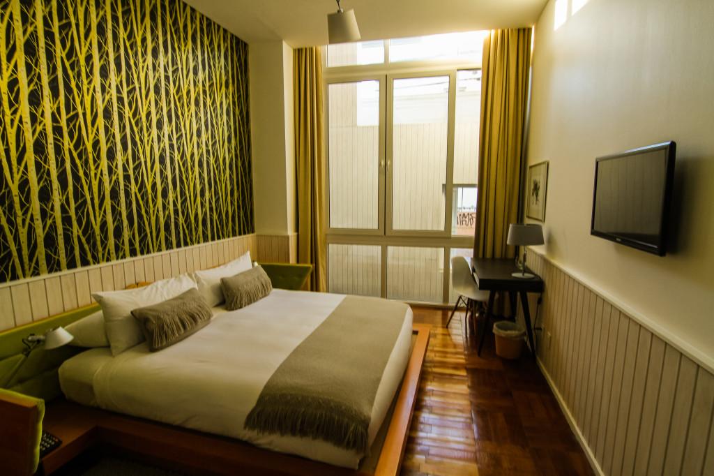 Palacio Astoreca,Valparaiso Chile. Standard Room 2