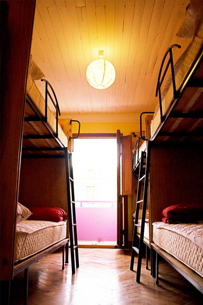 Princesa Insolente Hostel Dorm 2