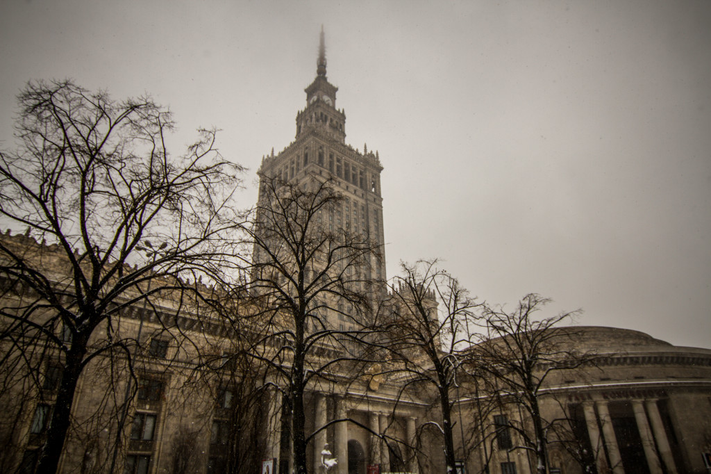 Palace of Culture and Science (Palac Kultury i Nauki / PKiN)