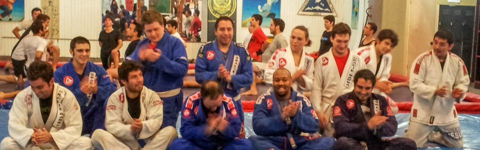 Best Workout for Travelers: Brazilian Jiu Jitsu