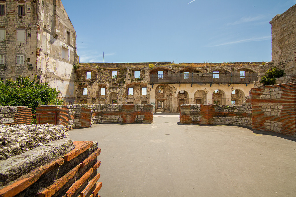 Diocletian's Palace Remnants