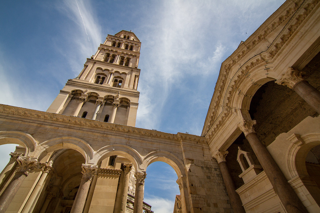 Diocletian's Palace and Cathedral of Domnius