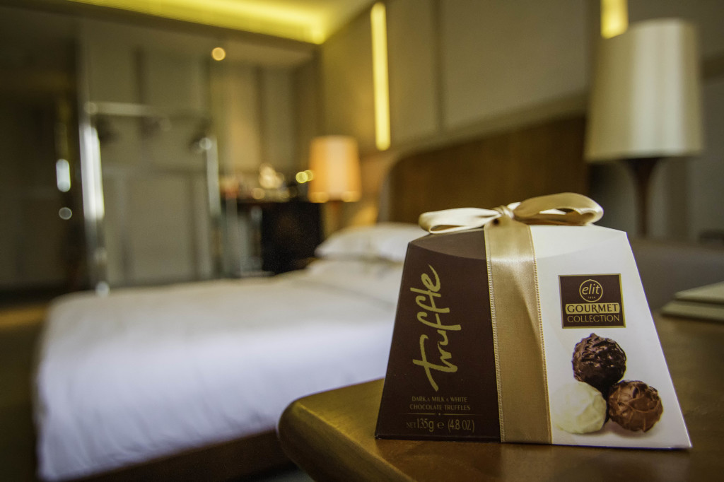 The House Hotel Chocolates and Deluxe Room