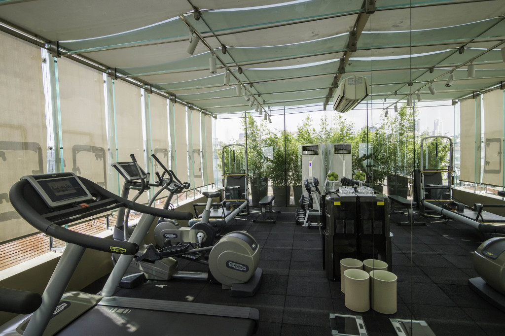 The House Hotel Nisantasi Gym
