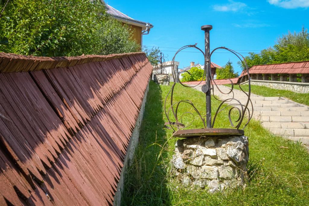 Well in Vatra Dornei