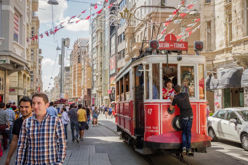 Taksim Tram