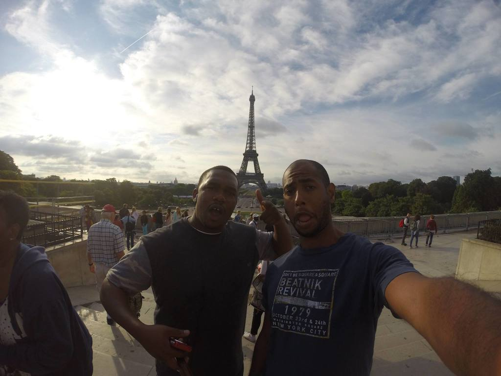 Brothers in Paris