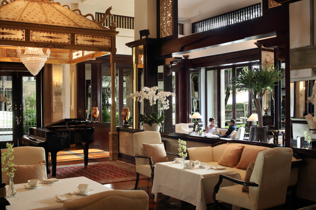 Intercontinental Bali Resort Club Lounge