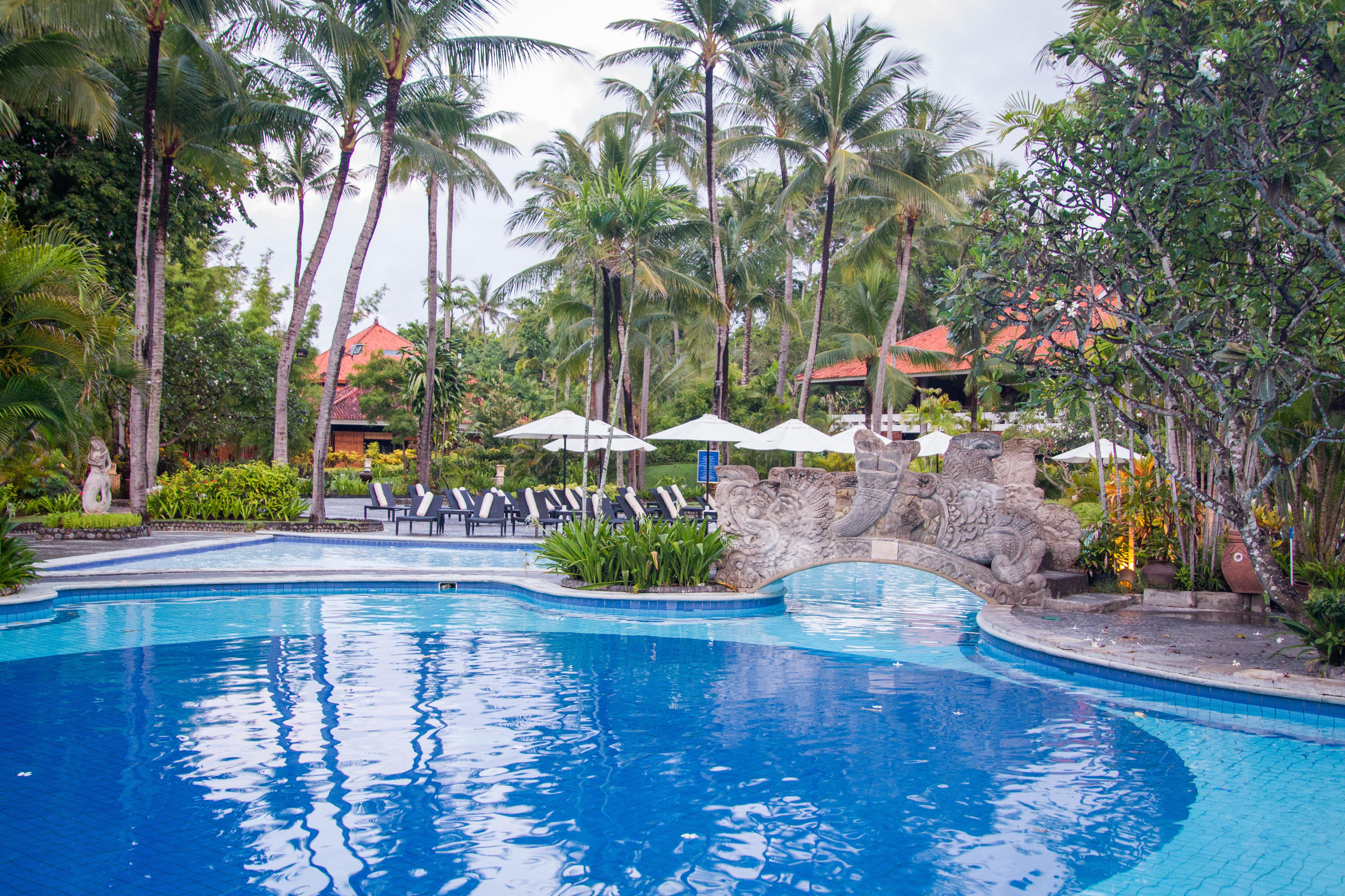When Culture And Modernity Meet Melia Bali Resort Minority Nomad