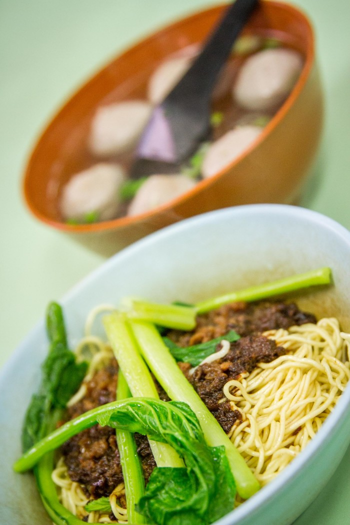 Restoran Soong Kee Beef Ball Soup
