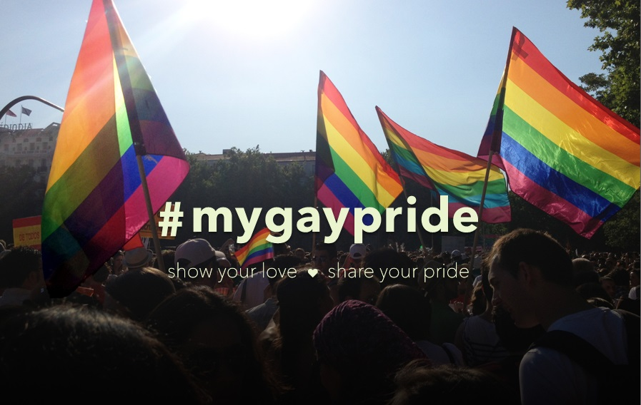 Sexuality, Race, and #MyGayPride