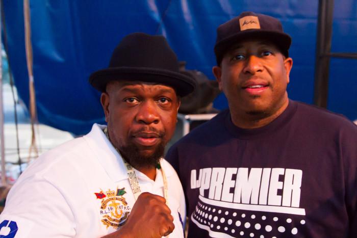 Jeru the Damaja and DJ Premier at Untold Festival