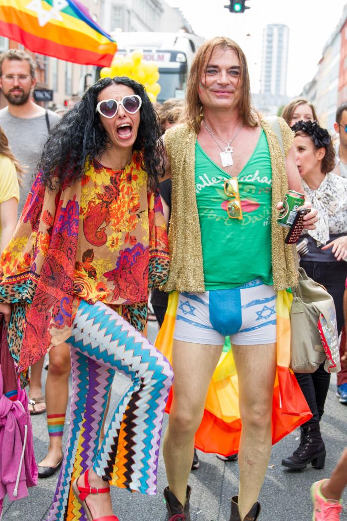 Hippie Copenhagen Pride Jewish
