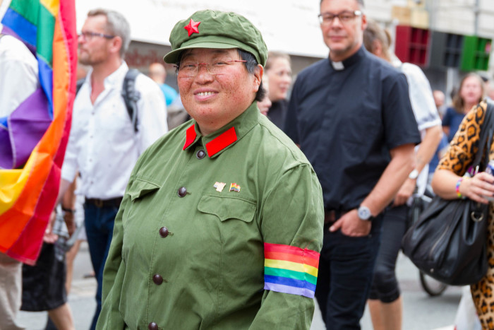 North Korea Copenhagen Pride