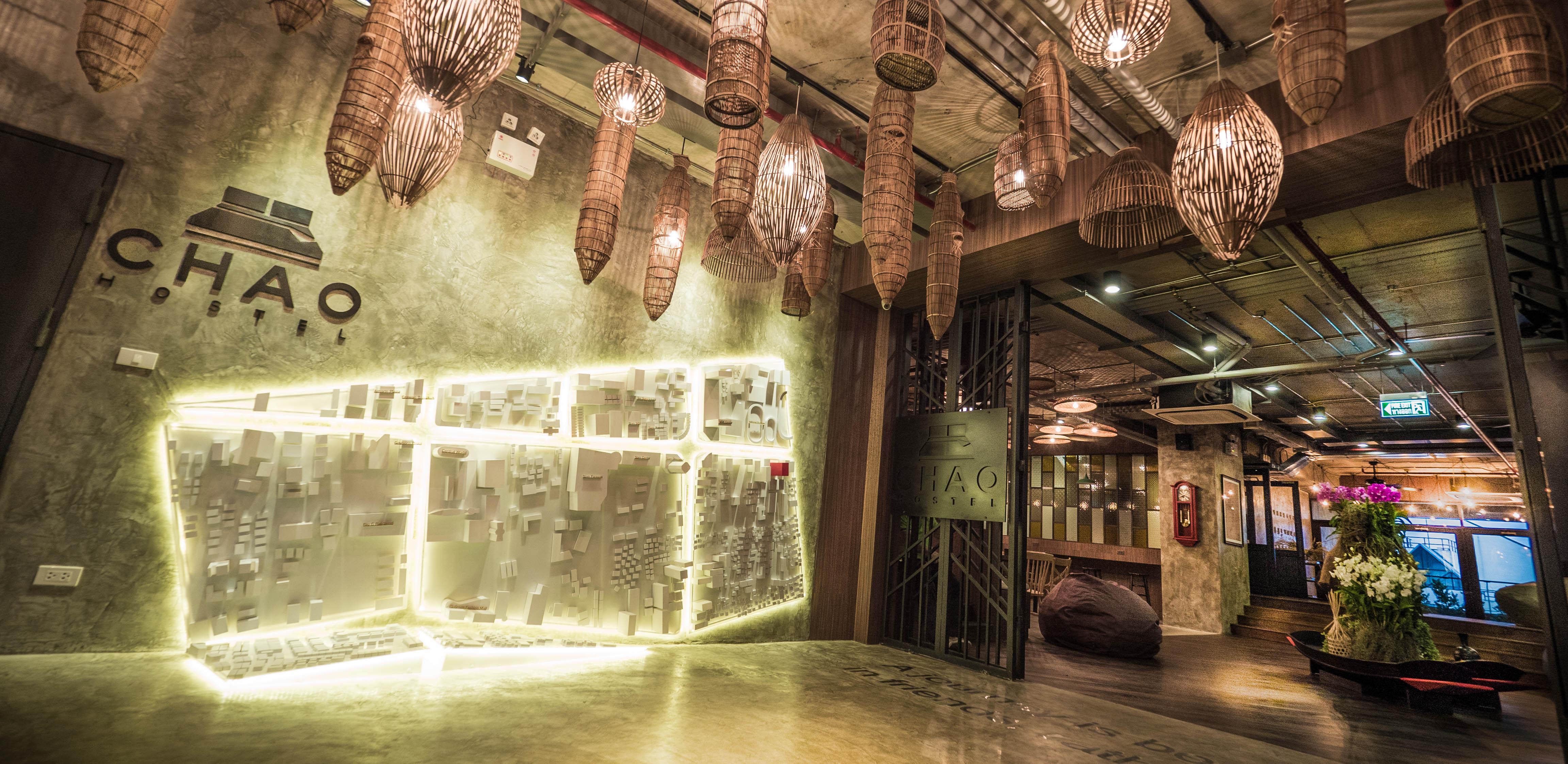 Chao Hostel: Bangkok's Premier Thai Experience