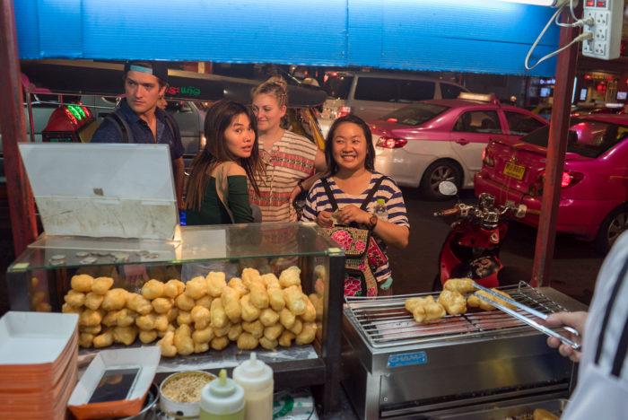 Withlocals.com Bangkok Food Tour at Night