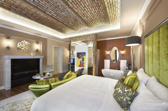 Aria Hotel Budapest Jazz Room