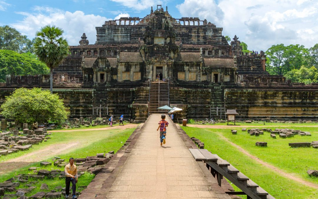 Photo Essay: Exploring Angkor Wat Temple Complex in Cambodia