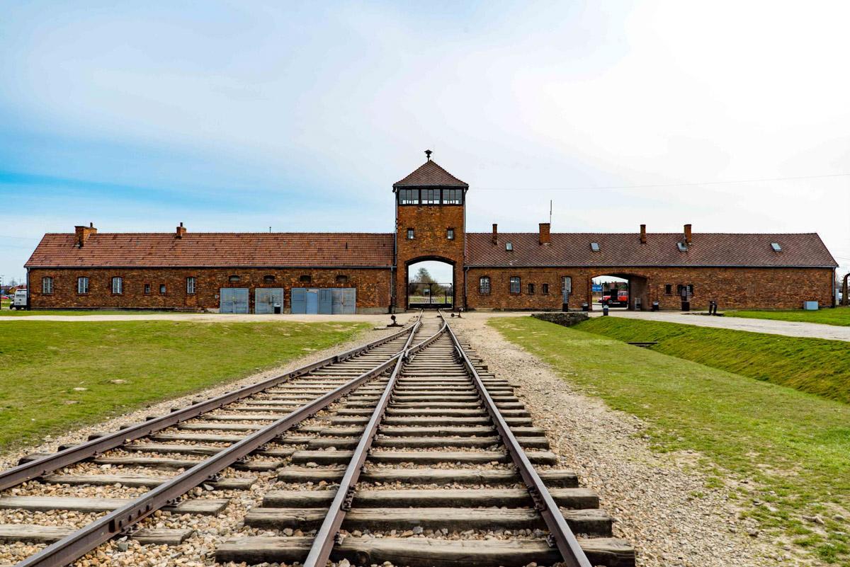 Auschwitz Concentration CampOświęcim Poland
