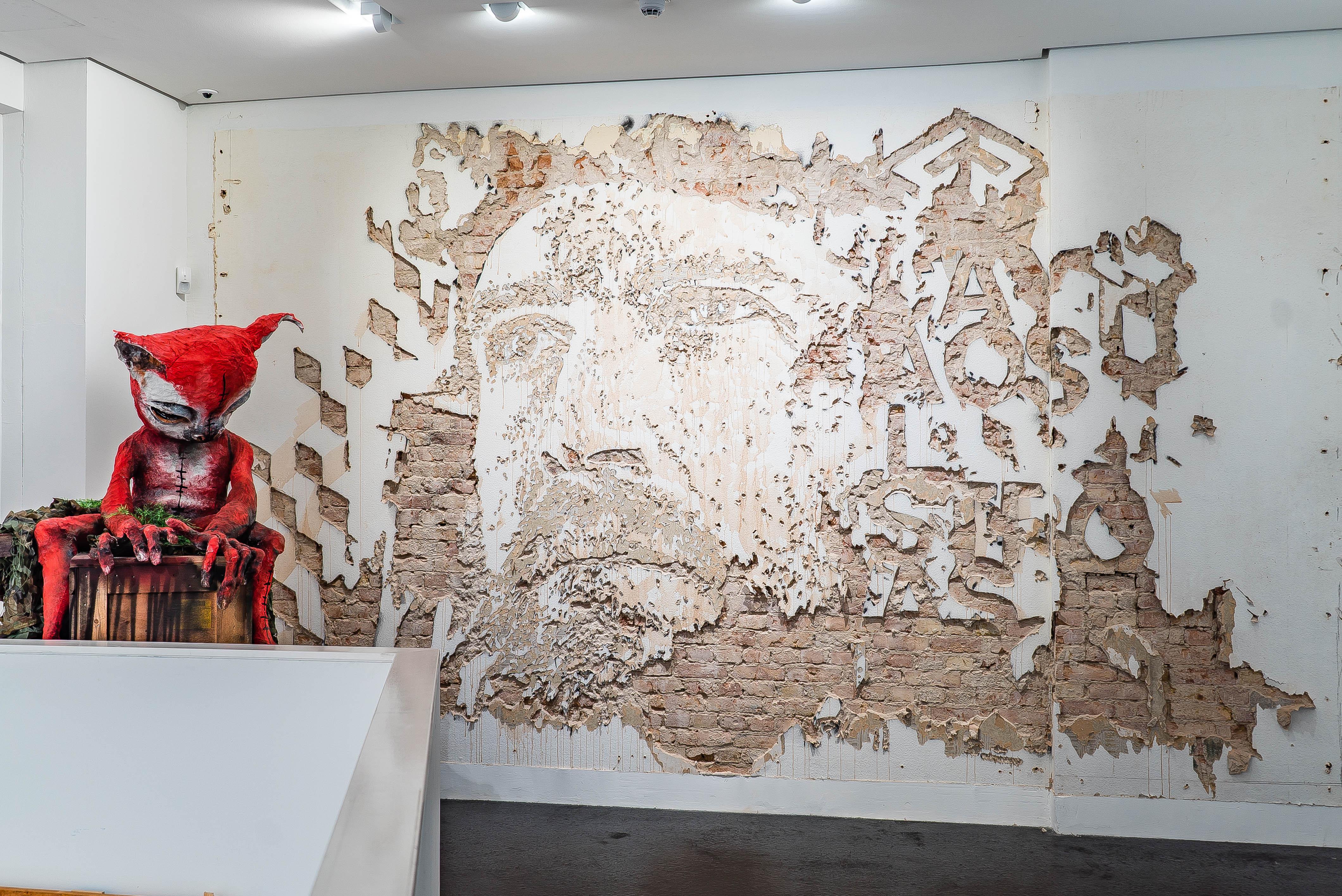 探索世界上最大的街头艺术博物馆–Urban Nation