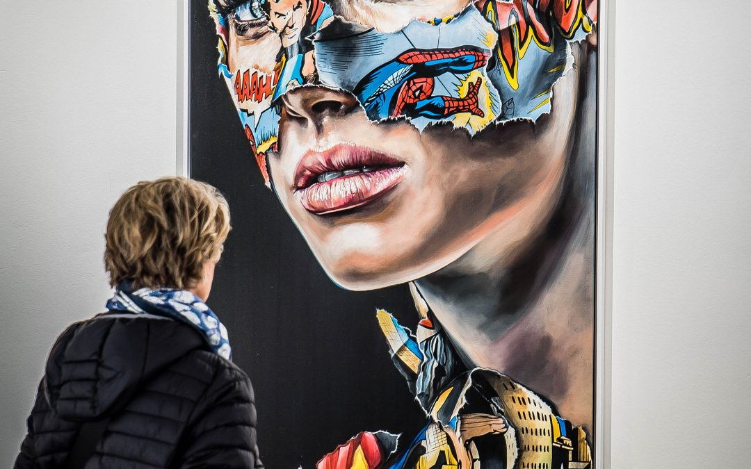 Exploring The World's Largest Street Art Museum, Urban Nation