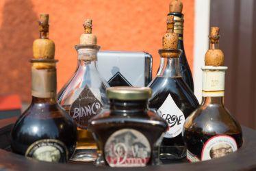 Modena Balsamic Vinegars Italy Acetaia Villa San Donnino