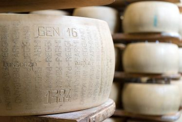 Parmigiano reggiano Dop Italian Days Food Tour