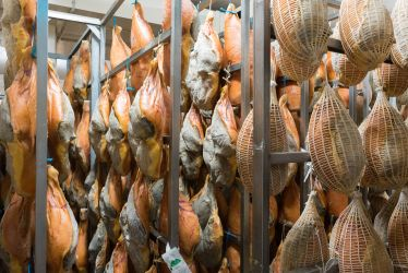 Prosciutto di Parma in Parma Italy with Italian Days
