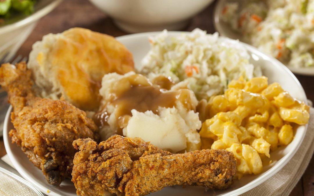 Southern Soul Food Menu Ideas